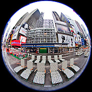 Broadway Chairs  - New York - Times Square