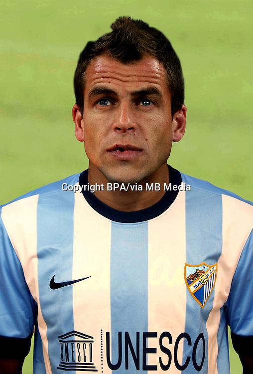 """Sergio P. Barbosa  """" Duda """" ( Málaga CF )"""
