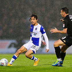 Bristol Rovers v Wigan Athletic