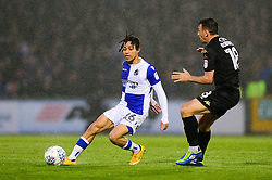 Kyle Bennett of Bristol Rovers - Mandatory by-line: Dougie Allward/JMP - 24/04/2018 - FOOTBALL - Memorial Stadium - Bristol, England - Bristol Rovers v Wigan Athletic - Sky Bet League One