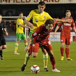 Crawley v Sheffield United  League One   25 March 2014