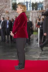November 17, 2016 - Berlin, Germany - Bundeskanzlerin Angela Merkel empfaengt den US-Praesidenten Barack_Obama am 17.11.2016 im Bundeskanzleramt. Mit einem Kuss auf die Wange haben sich der scheidende US-Praesident Barack_Obama und Bundeskanzlerin Angela Merkel begruesst. | German Chancellor Angela Merkel welcomes the US President Barack_Obama on 17/11/2016 at the Federal Chancellery. With a kiss on the cheek, the outgoing US President Barack_ Obama and Chancellor Angela Merkel have welcomed..Credit: Stocki/face to face (Credit Image: © face to face via ZUMA Press)