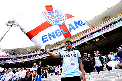 England Fans - Mandatory by-line: Robbie Stephenson/JMP - 14/07/2019 - CRICKET - Lords - London, England - England v New Zealand - ICC Cricket World Cup 2019 - Final