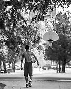 Eli Basketball Workout
