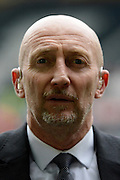 Ian Holloway during the Sky Bet Championship match between Derby County and Wolverhampton Wanderers at the iPro Stadium, Derby, England on 18 October 2015. Photo by Alan Franklin.