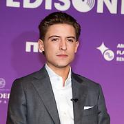 NLD/Amsterdam/20160321 - Edison Pop Awards 2016, Lil Kleine