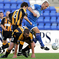 St Johnstone v East Fife...CIS Cup. 08.08.06<br />