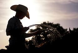 Sunrise Cowboy