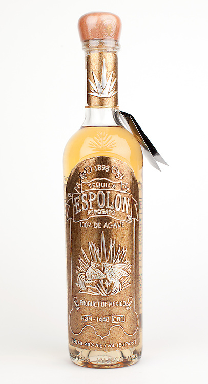 Espolon reposado -- Image originally appeared in the Tequila Matchmaker: http://tequilamatchmaker.com