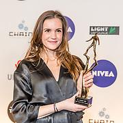 NLD/Amsterdam/20170328 - Uitreiking Tv Beelden 2017, Marly van der Velden