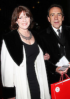 LONDON - DECEMBER 13: Rosemarie Ford; Robert Lindsay attended the English National Ballet Christmas Party at St Martins Lane Hotel, London, UK. December 13, 2012. (Photo by Richard Goldschmidt)