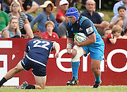 James Parsons during a pre season Super Rugby match. Blues v Storm, Pakuranga Rugby Club, Auckland, New Zealand. Thursday 4 February 2016. Copyright Photo: Andrew Cornaga / www.Photosport.nz