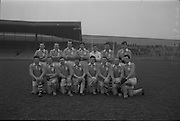 21/02/1965.02/21/1965.21 February 1965.Munster v Ulster Railway Cup semi-final at Croke Park. The final score was Ulster 0-14 Munster 0-9. .The Ulster team that defeated Munster..