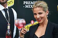 061815 Elsa Pataky presents Schweppes Premium Mixer Tonic Hibiscus