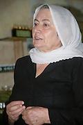 Israel, Upper Galilee, The Druze village of Peki'in Sabta Gamila (grandma Gamila) Herbal soap shop and factory