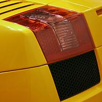 Lamborghini Gallardo, British Motor Show Birmingham NEC 2004