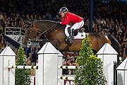 Meredith Michaels Beerbaum - Bella Donna 66<br /> World Equestrian Festival, CHIO Aachen 2013<br /> © DigiShots
