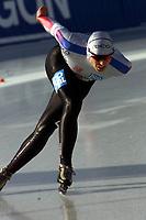 Skøyter: Innsbruck. 2001-11-18. Verdenscup skøyter 5000 m menn.<br />Eskil Ervik<br /><br />Foto: Calle Törnström, Digitalsport