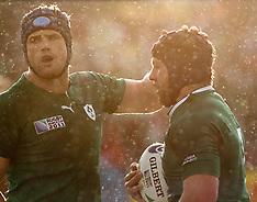 Rotorua-Rugby, RWC, Ireland v Russia