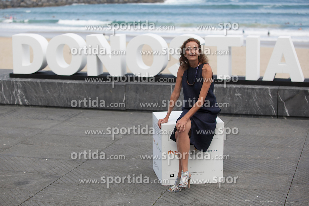 26.09.2015, Madrid, San Sebastian, ESP, San Sebastian International Film Festival, im Bild Spanish actress Consuelo Trujillo poses during `La novia&acute; (The Bride) film presentation // at 63rd Donostia Zinemaldia, San Sebastian International Film Festival in Madrid in San Sebastian, Spain on 2015/09/26. EXPA Pictures &copy; 2015, PhotoCredit: EXPA/ Alterphotos/ Victor Blanco<br /> <br /> *****ATTENTION - OUT of ESP, SUI*****