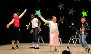 Performers take the stage for Sagamore Hills Elementary School's 2013 Showcase of Stars talent show on Friday, Oct. 251, 2013, in Atlanta. (David Tulis/dtulis@gmail.com)