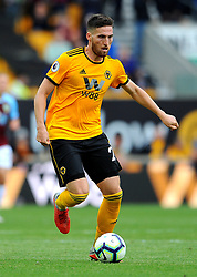 Matt Doherty of Wolverhampton Wanderers- Mandatory by-line: Nizaam Jones/JMP- 16/09/2018 - FOOTBALL - Molineux - Wolverhampton, England - Wolverhampton Wanderers v Burnley - Premier League