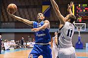 DESCRIZIONE : Sarajevo torneo internazionale Italia - Bosnia<br /> GIOCATORE : Andrea Cinciarini<br /> CATEGORIA : nazionale maschile senior A <br /> GARA : Sarajevo torneo internazionale Italia - Bosnia <br /> DATA : 19/07/2014 <br /> AUTORE : Agenzia Ciamillo-Castoria