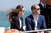 Duke and Duchess of Cambridge In Tresco