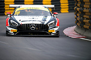 Raffaele MARCIELLO, ITA, Mercedes-AMG Team GruppeM Racing Mercedes - AMG GT3 <br /> <br /> 65th Macau Grand Prix. 14-18.11.2018.<br /> SJM Macau GT Cup - FIA GT World Cup. <br /> Macau Copyright Free Image for editorial use only