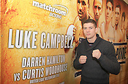 Matchroom Press Conference 230114