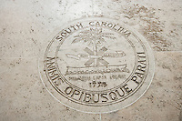 Seal of South Carolina in Fort Bonifacio; Manila; Philippines