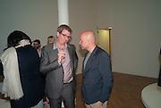 MARC GLIMCHER; SAM KELLER, Calder After The War. Pace London. Burlington Gdns. London. 18 April 2013.