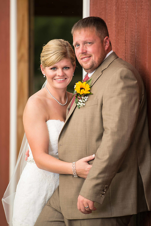 Brant and Alexis Wedding | Greenville NC Photographers