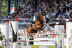 SWEETNAM Shane (IRL), Main Road<br /> Aachen - CHIO 2018<br /> Rolex Grand Prix 1. Umlauf<br /> Der Grosse Preis von Aachen<br /> 22. Juli 2018<br /> © www.sportfotos-lafrentz.de/Stefan Lafrentz