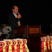 Mark Phillips at the 2007 USEA Convention and awards dinner in Colorado Springs, CO, USA