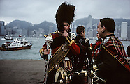HK113 Last days of the British empire. the Army
