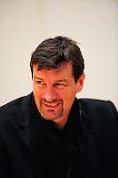 Thierry Froger - 07.01.2015 - Galette des rois / Presentation nouvel entraineur - Creteil<br /> Photo : Benjamin Leblanc / Icon Sport