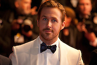 Actor Ryan Gosling at the gala screening for the film The Nice Guys at the 69th Cannes Film Festival, Sunday 15th May 2016, Cannes, France. Photography: Doreen Kennedy