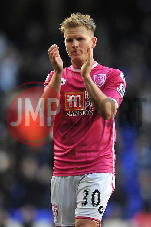 Matt Ritchie of Bournemouth - Mandatory by-line: Paul Knight/JMP - Mobile: 07966 386802 - 20/03/2016 -  FOOTBALL - White Hart Lane - London, England -  Tottenham Hotspur v AFC Bournemouth - Barclays Premier League