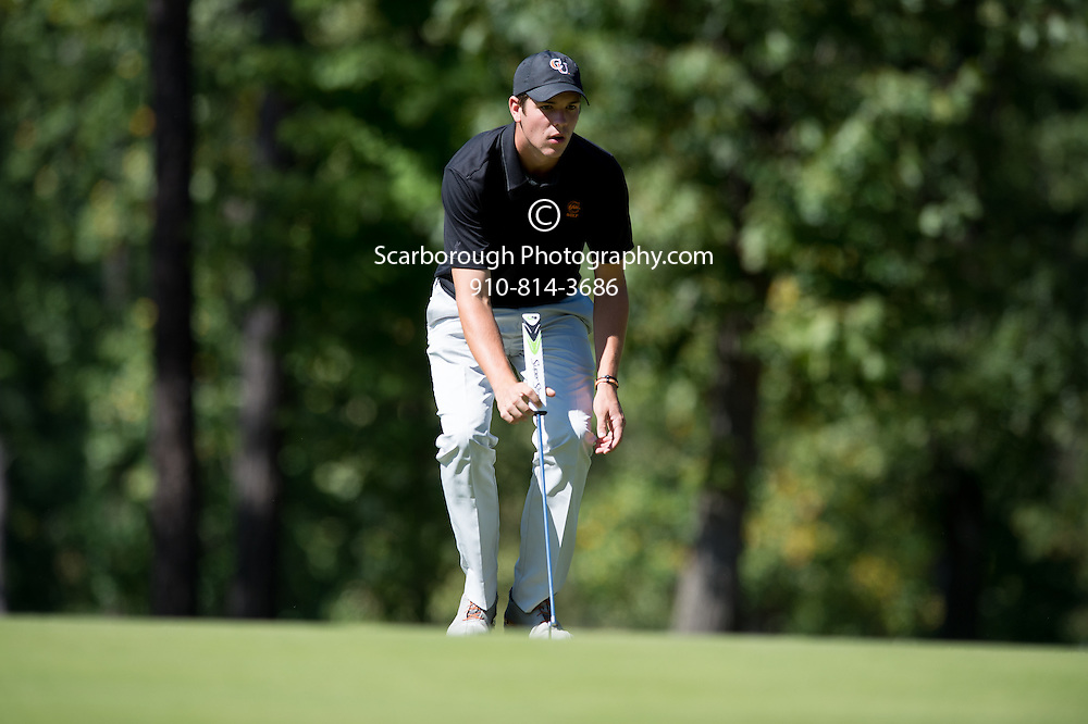 2014 Campbell University Men Golf at NCSU