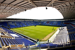 A general view of The Madejski Stadium, home to Reading FC and London Irish - Mandatory by-line: Robbie Stephenson/JMP - 25/02/2018 - RUGBY - Madejski Stadium - Reading, England - London Irish v Worcester Warriors  - Aviva Premiership