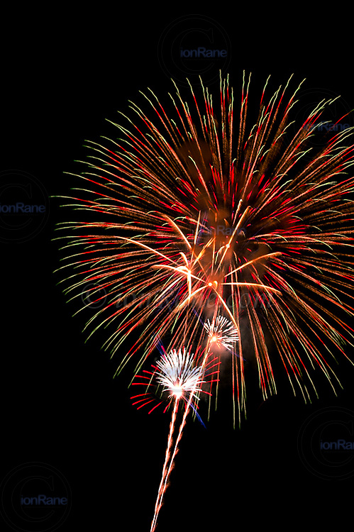 Capitola CA 60th Anniversary Fireworks Show