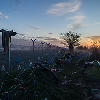 11 Idomeni Refugee Camp