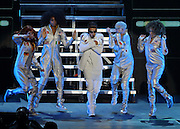 Pop singer Justin Bieber performs live in concert on his Believe tour, Vector Arena,  Auckland, New Zealand, Saturday, November 23, 2013.   Photo: David Rowland/Photosport