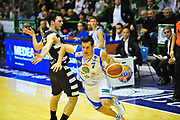 DESCRIZIONE : Sassari Lega A 2012-13 Dinamo Sassari - Juve Caserta<br /> GIOCATORE :Sani Becirovic<br /> CATEGORIA :Palleggio<br /> SQUADRA : Dinamo Sassari<br /> EVENTO : Campionato Lega A 2012-2013 <br /> GARA : Dinamo Sassari - Juve Caserta<br /> DATA : 28/04/2013<br /> SPORT : Pallacanestro <br /> AUTORE : Agenzia Ciamillo-Castoria/M.Turrini<br /> Galleria : Lega Basket A 2012-2013  <br /> Fotonotizia : Sassari Lega A 2012-13 Dinamo Sassari - Juve Caserta<br /> Predefinita :