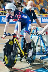 , USA, 500m TT, 2015 UCI Para-Cycling Track World Championships, Apeldoorn, Netherlands