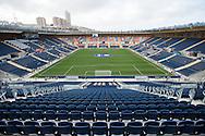 JERUSALEM, Jong Nederland - Jong Rusland, Europees Kampioenschap EK 2013 Israel voor Jongeren onder 21, 09-06-2013, Teddy Stadium, overzicht stadion.