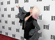 NASHVILLE, TENNESSEE - NOVEMBER 12: Tanya Tucker attends the 67th Annual BMI Country Awards at BMI on November 12, 2019 in Nashville, Tennessee.