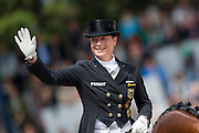 Isabell Werth - Don Johnson<br /> World Equestrian Festival, CHIO Aachen 2013<br /> © DigiShots