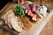 Charcuterie board at Boar and Barrel in Madison, WI on Thursday, May 16, 2019.